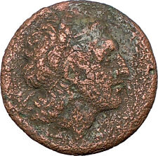 ALEXANDER III the GREAT Olympic-Style Games Ancient Greek Coin i23861 Temples