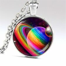 Gay Pride Necklace Same Sex LGBT Silver Jewelry With Rainbow Love Wins New #106