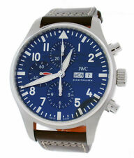 IWC Pilot's Watch Chronograph IW3777-14 43mm Le Petit Prince