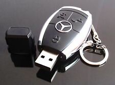 Mercedes Benz Car Key 32GB USB 2.0 Flash Drive Memory Stick
