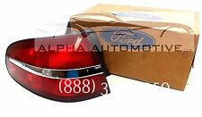 NOS NEW OEM 1995-1997 LINCOLN CONTINENTAL LH TAIL LAMP LIGHT TAILLIGHT TAILLAMP