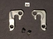 #80 Silver Rear Derailleur Mech Gear Hanger  Frame Drop Out For Giant Bicycles