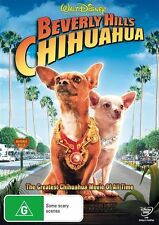 Beverly Hills Chihuahua [ DVD ], Region 4, FREE Next Day Post...7411