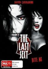 The Last Sect (DVD, 2008)