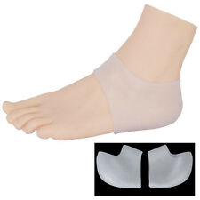 Medical Silicone Gel Heel Foot Protectors Plantar Pain Relief Cushion Pads New