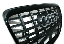 Kühlergrill Audi S6 Original A6 4F Tuning Grill Schwarz Frontgrill V10 Sport