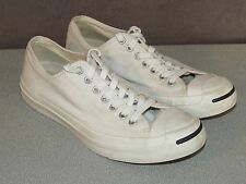 CONVERSE Jack Purcell Low Tops Shoes Men's Size 9 White