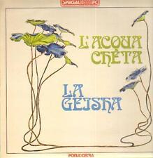 L'Acoua Creta(Vinyl LP)La Geisha-Special 3000-SFC 122-Italy-Ex/NM