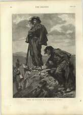 1875 Among The Brigands, A Bersaglieri Outpost
