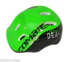 COYOTE BICYCLE CYCLE BIKE CHILDS KIDS JUNIOR BMX BOYS ZOMBIE HELMET 48-54cm