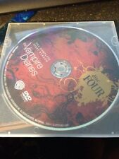 The Vampire Diaries: The First Season Disc 4 very good