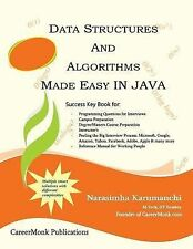 Data Structures and Algorithms Made Easy in Java : Data Structure and...