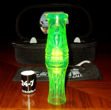 ZINK CALLS COD CALL OF DEATH GOOSE CALL+CASE+BAND+DVD INTERFERENCE GREEN NEW!