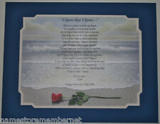 The PERFECT Valentine's Day Gift for HIM or HER Personalized Poem GIFT
