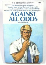 AGAINST ALL ODDS gay pulp fiction PAUL GRONOWSKI BLUEBOY 1976 Doctor Medical