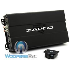 ZAPCO ST-1000XM II MONOBLOCK 1000W RMS SUBWOOFERS BASS SPEAKERS AMPLIFIER NEW