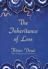 The Inheritance of Loss: A Novel (Man Booker Prize), Desai, Kiran, Good Book