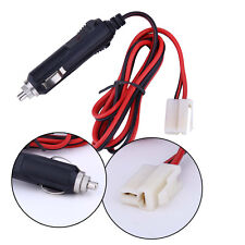 Car Charger Power Adapter Cigarette Lighter Cable for TYT TH-9000D Mobile Radio