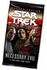 Star Trek CCG -  Necessary Evil  Booster Pack