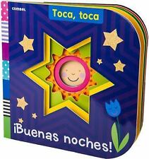 Toca Toca: ¡BUENAS NOCHES! by Ladybird Books Ltd (2016, Board Book)