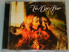 To Die For - IV - '05 Out of Print cd Sentenced