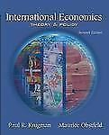 International Economics : Theory and Policy Plus MyEconLab Student Access Kit...