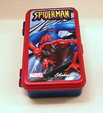 SPIDERMAN PLASTIC BOX TM & DC MARVEL CHARACTERS #206-JO9