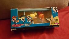 THE POWERPUFF GIRLS DANCIN' DOLLS!!!