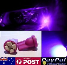 Purple UV LED T10 Parker Bulbs - Ford Fairlane Explorer Escape Territory