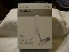 Belkin TuneBase for iPod Shuffle Car Charger & Mount / BRAND NEW /FACTORY SEALED
