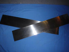 Stainless steel  Guitar Bending slats