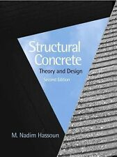 Structural Concrete: Theory and Design (2nd Edition) by Hassoun, Nadim M.