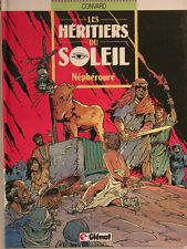 LES HERITIERS DU SOLEIL ** TOME 5 NEPHOURE  ** EO NEUF CONVARD (COLLECTION VECU)