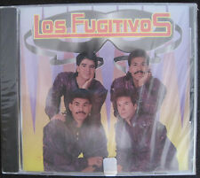 LOS FUGITIVOS SELF-TITLED CD - BRAND NEW & FACTORY SEALED - FAST SHIPPING