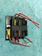 Bussmann 15600-08-11 ATC Fuse Panel, 8-Fuses, Single Supply Circuit