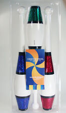 Cirque du Soleil Juggling Clubs Set in Clamshell Packaging