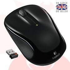 Logitech Wireless Mouse M325 Nano cordless optical mini Mice FREE del.