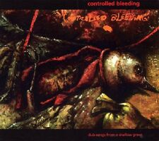 Controlled livello di cessione bassissimo Dub canzoni from a Shallow grave-CD-DIGIPAK