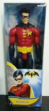 "DC Comics Batman Robin 12"" Highly Poseable Action Figure New"