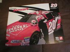 Tony Stewart 2002 Hero Card NASCAR - FREE SHIPPING USA