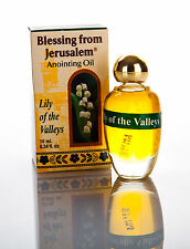 Blessing from Jerusalem Lily of the Valleys Anointing Oil