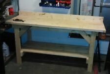 2x4 Work Bench Plans