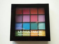 NYX COSMETICS Ultimate Shadow Palette ombre BRIGHTS  New 100% Genuine
