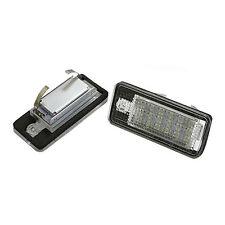 HIgh Quality New LED License Plate Light For Audi A3 S3 A4 S4 B6 B7 A6 Audi Only