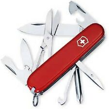 "VICTORINOX SWISS ARMY ""SUPER TINKER"" POCKET KNIFE TOOL BOY SCOUT SURVIVAL TSA"