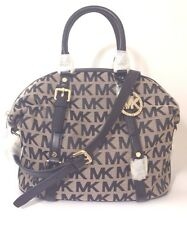 Michael Kors Bedford Logo Shoulder Bag Satchel RRP £310.00