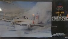 ACCURATE MINIATURES ILYUSHIN IL-2 STORMOVIK With Skis  #3409