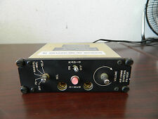 Air Comm Systems PA-100F Siren Control Unit