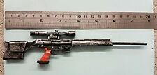 "1/6 Scale Resident Evil custon Heckler & Koch PSG-1 Sniper rifle for 12"" figure"