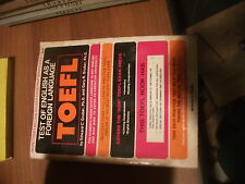 GRUBER TEST OF ENGLISH AS A FOREIGN LANGUAGE TOEFL